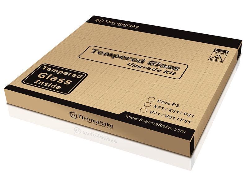 Thermaltake Core P3 Tempered Glass Upgrade Kit