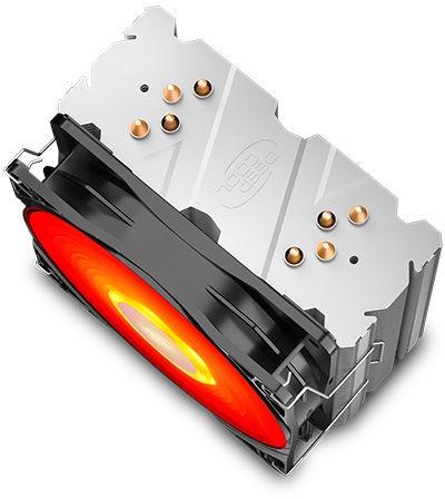 Deepcool GAMMAXX 400 RED V2