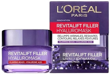 L´Oreal Paris Revitalift Filler Hyaluronic Mask 50ml