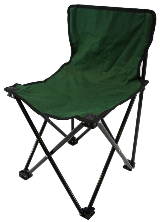 Diana Camping Chair 58 x 36 cm Green