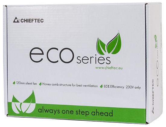 Chieftec ATX 2.3 600W GPE-600S