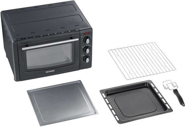 Severin TO 2067 Baking And Toast Oven Black