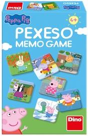 Dino Peppa Pig Memo Game 62200