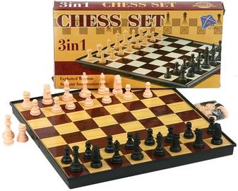 Galda spēle Tommy Toys Chess Set 3-In-1