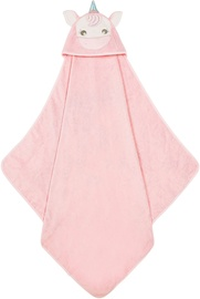 Mothercare Unicorn Towel Pink
