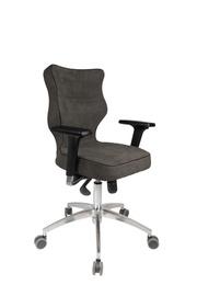 Biroja krēsls Entelo Perto Chrome AT33 Grey