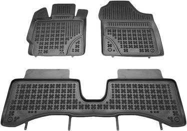REZAW-PLAST Toyota Yaris III Hybrid 2012-2014 Rubber Floor Mats