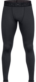 Under Amour ColdGear Leggings 1320812-001 Black XL