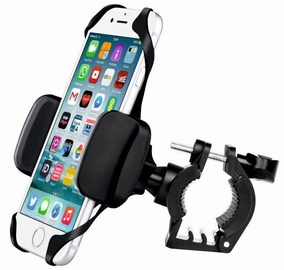 Telefono laikiklis Swissten S-Grip BCCL1 Bike Holder Black