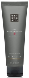Rituals The Ritual of Samurai Charcoal Face Scrub 125ml