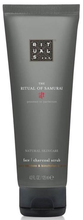 Rituals The Ritual of Samurai Charcoal Face Scrub 125ml