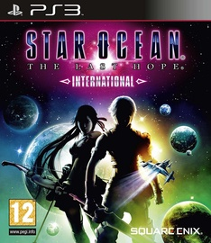 Star Ocean: The Last Hope International PS3
