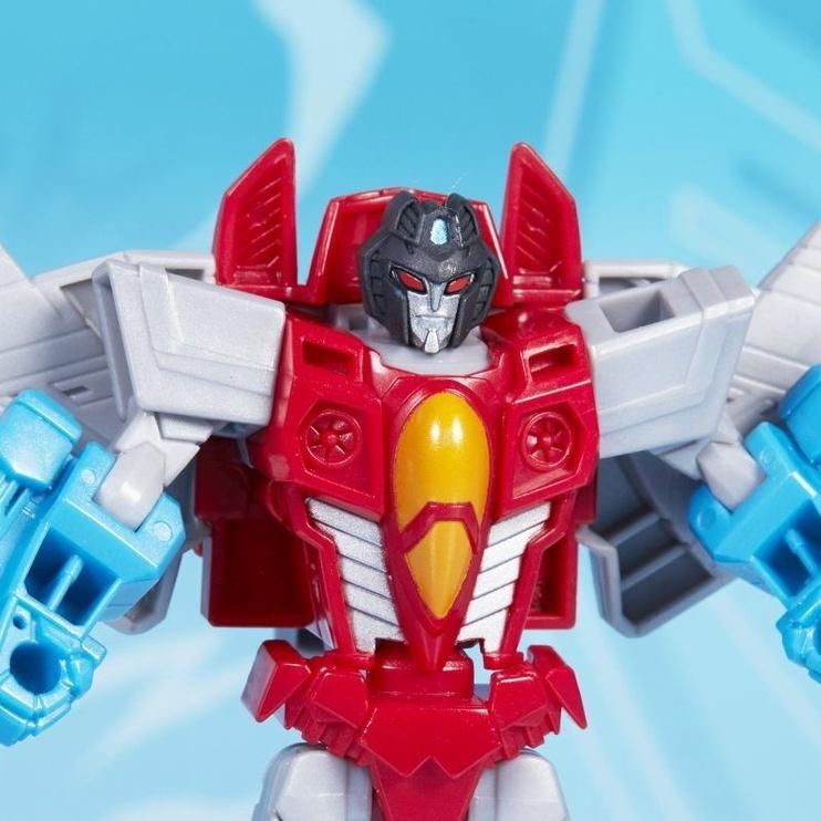 Hasbro Transformers Cyberverse Warrior Starscream E1902