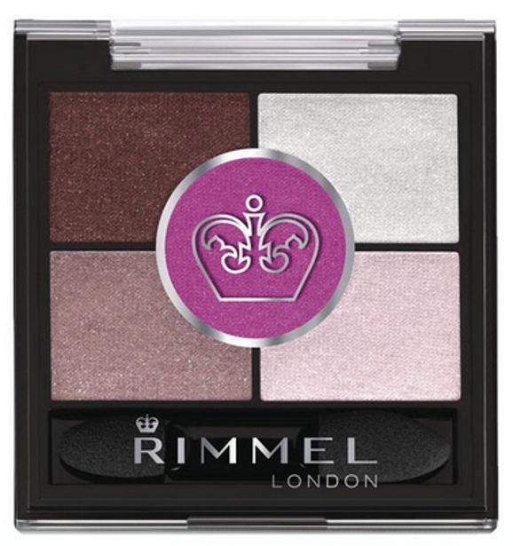 Rimmel London Glam Eyes HD 5 Colour Eyeshadow 3.8g 24