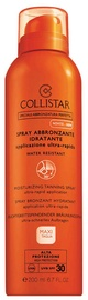 Collistar Moisturizing Tanning Spray SPF30 200ml