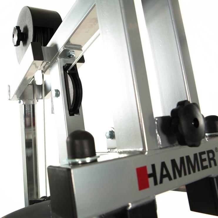 Trenažöörikomplekt Hammer California XP 9067