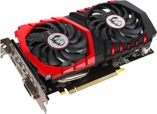 MSI GeForce GTX1050 TI Gaming X 4GB GDDR5 PCIE GTX1050TIGAMINGX4G