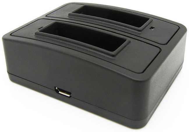 GoXtreme Battery Charging Station Dual Vision 4K 01492