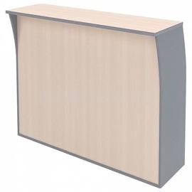Reģistratūras galds Skyland Imago PC-3 Maple/Metallic