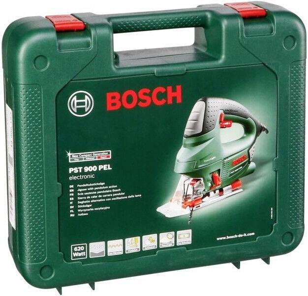 Bosch Jigsaw PST 900 PEL Green/Black