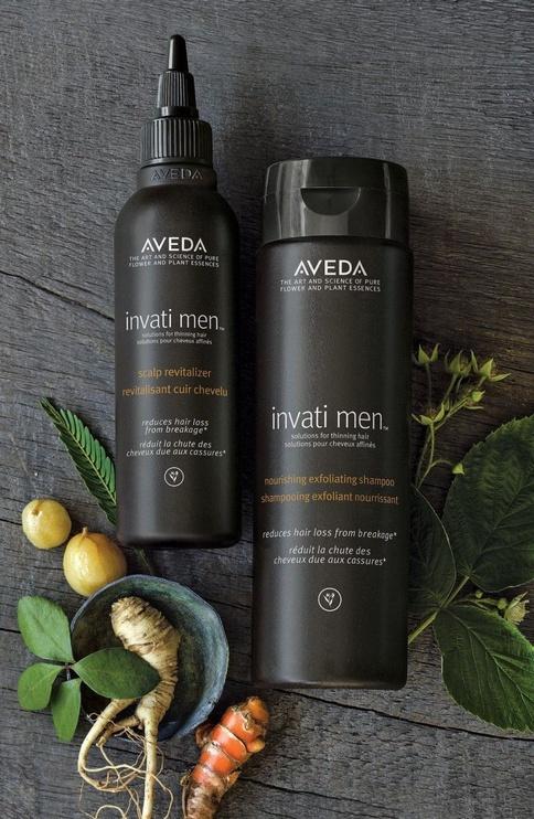 Šampoon Aveda Invati Men Exfoliating Shampoo 250ml
