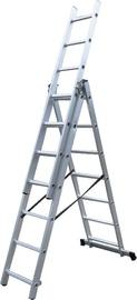 Besk Aluminium Ladder 9.28m 3x13