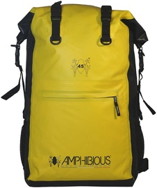 Amphibious Overland Waterproof Backpack 45L Yellow