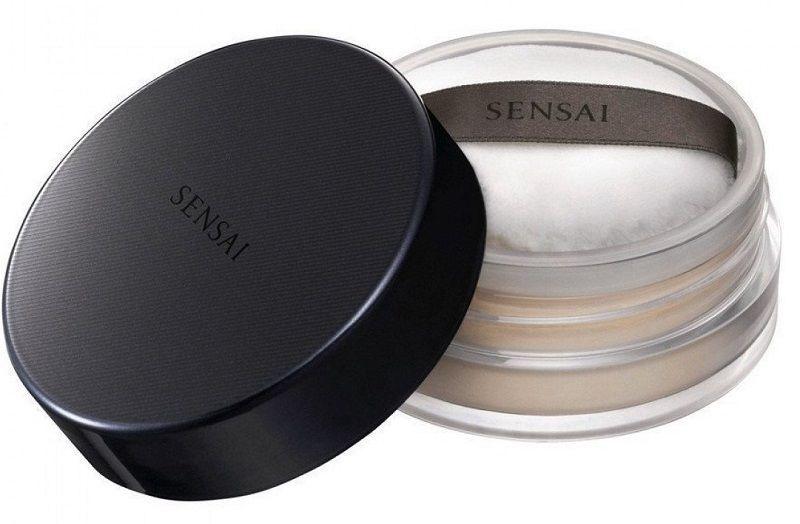 Biri pudra Sensai Translucent Powder, 20 g