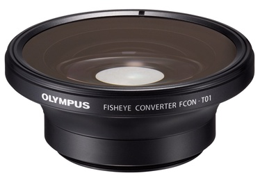 Olympus FCON‑T01 Fisheye Converter Black