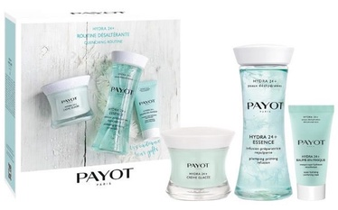 Payot Hydra 24+ Cream Gel 50ml + Plumping Priming Infusion Essence 125ml + Super Hydrating Mask 15ml