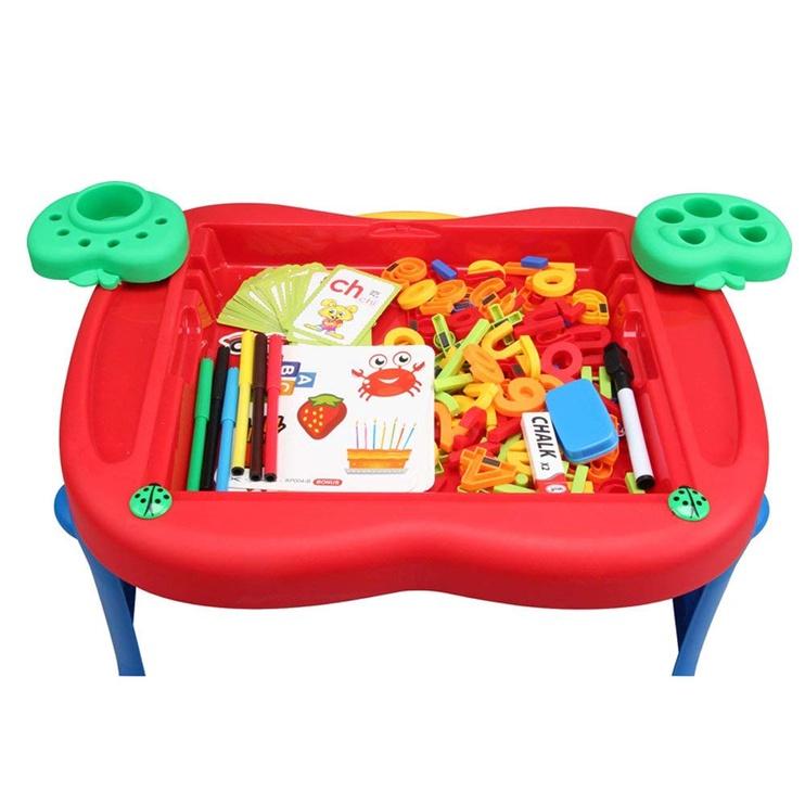 Žaislinė magnetinė lenta su stalu HM1103A, nuo 3m.