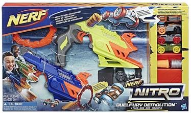 Hasbro Nerf Nitro DuelFury Demolition C0817