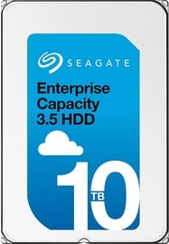 Seagate Enterprise Capacity 10TB 7200RPM SATAIII 256MB ST10000NM0086
