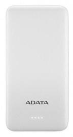 Ārējs akumulators ADATA AT10000 White, 10000 mAh