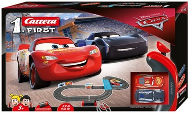Carrera First Disney Cars 3 63021