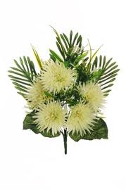Букет искусственных цветов 80-329622, белый