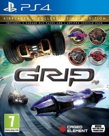 GRIP: Combat Racing - AirBlades vs Rollers Ultimate Edition PS4