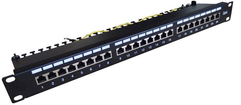 Digitus CAT6 Patch Panel 24-Port S-FTP DN-91624S-EC