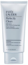 Estee Lauder Clean Multi-Action Foam Cleanser/Purifying Mask 150ml