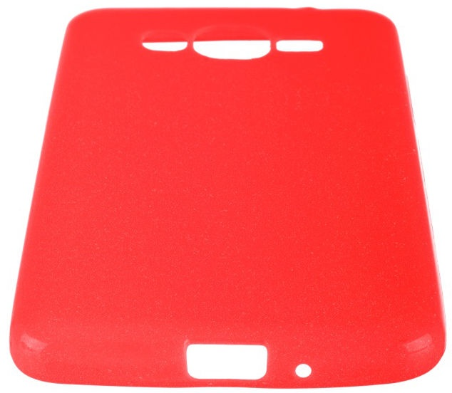 Telone Candy Ultra Slim Back Case For Samsung G530 Galaxy Grand Prime Red