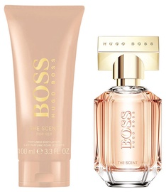 Komplekts sievietēm Hugo Boss The Scent For Her 2pcs Set 150 ml EDP
