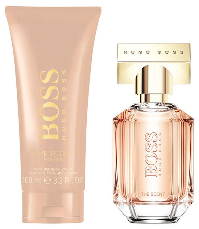 Набор для женщин Hugo Boss The Scent For Her 2pcs Set 150 ml EDP