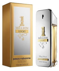 Kvepalai Paco Rabanne 1 Million Lucky 100ml EDT