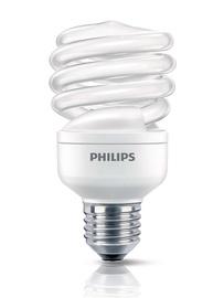 Kompaktinė liuminescencinė lempa Philips T3, 20W, E27, 2700K, 1218lm