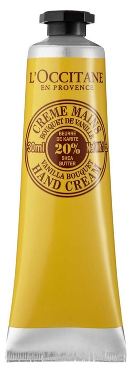 L´Occitane Shea Butter Vanilla Bouquet Hand Cream 30ml