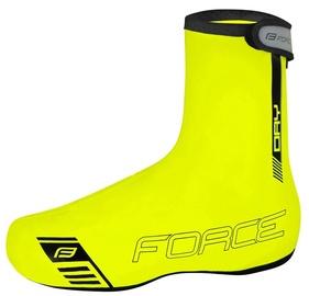 Чехол для обуви Force PU Dry Electro, желтый, 38 - 40
