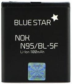 BlueStar Battery For Nokia N95/N96/E65 Li-Ion 1100mAh Analog