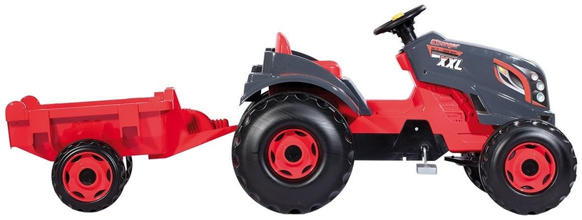 Smoby Tractor XXL Gray
