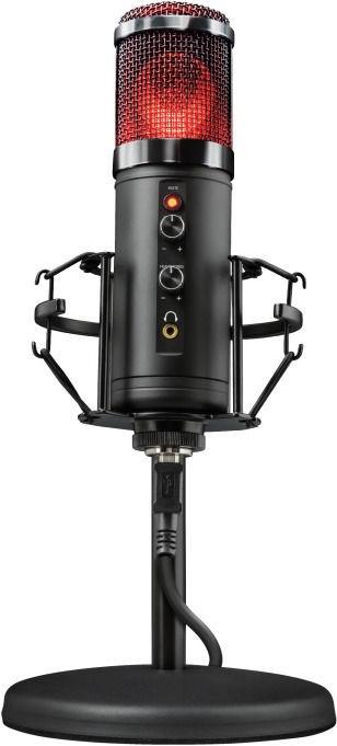 Микрофон Trust GXT256 EXXO USB Streaming Microphone