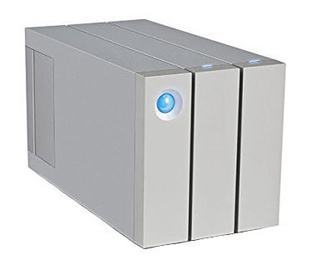LaCie 12TB 2big Thunderbolt 2 USB 3.0